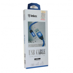 CABLE INKAX CK-52-MICRO-BLUE