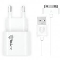 CHARGEUR INKAX IPHONE 1A...